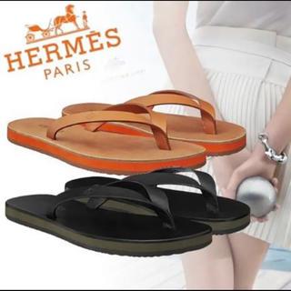 エルメス(Hermes)の新品 HERMES ビーチサンダル summer 2019ss 新色(ビーチサンダル)