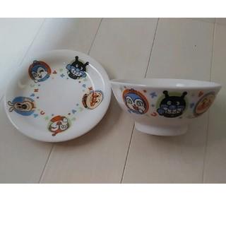 アンパンマン(アンパンマン)のアンパンマンキッズコレクション 茶碗、小皿セット(食器)