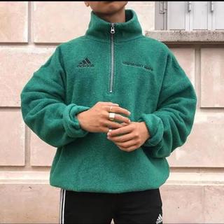 アディダス(adidas)のゴーシャラブチンスキー adidas コラボフリース(スウェット)