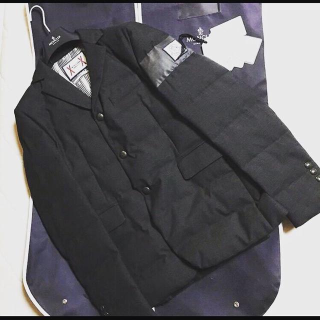 MONCLER(モンクレール)の定価32万 モンクレールガムブルー  ダウンジャケット 1 メンズのジャケット/アウター(ダウンジャケット)の商品写真