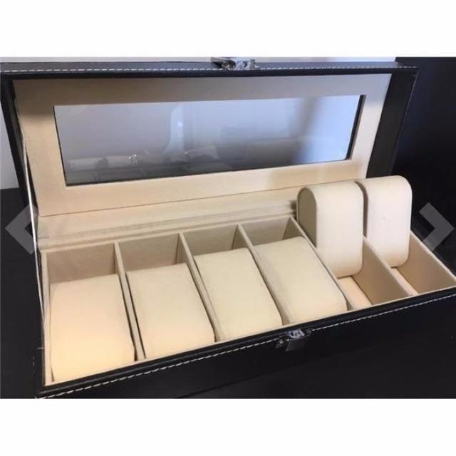 クロノスイス コピー 爆安通販 / 腕時計 収納ケース ボックス 6本用 ¥2,100 商品説明 商品を見て頂きま の通販 by yui's shop|ラクマ