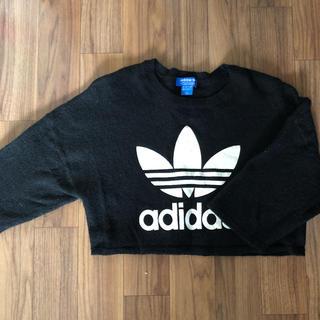 アディダス(adidas)のadidas 七分袖 トレーナー(Tシャツ(長袖/七分))