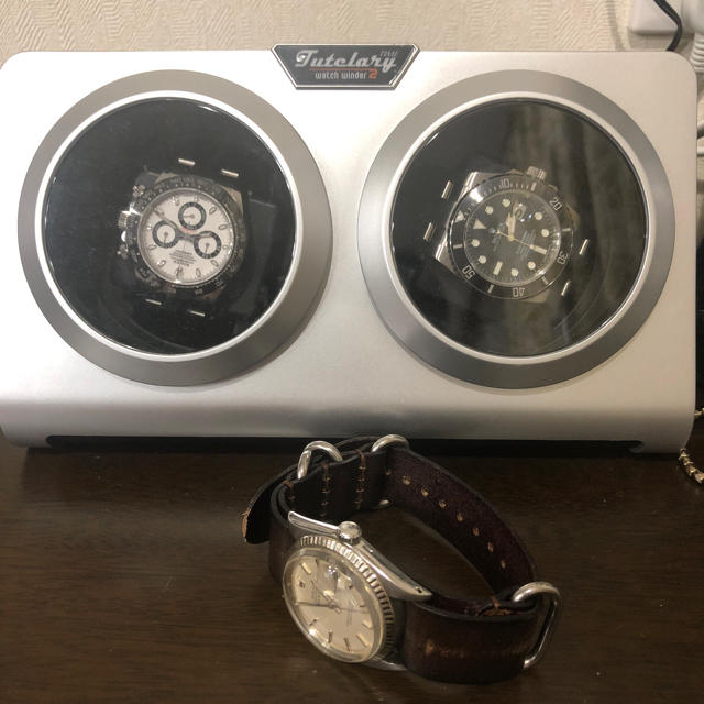 クロノスイス 時計 コピー 本物品質 | 高級 ウォッチワインダー ワインディングマシーン ロレックス noob にの通販 by パタゴニア's shop|ラクマ