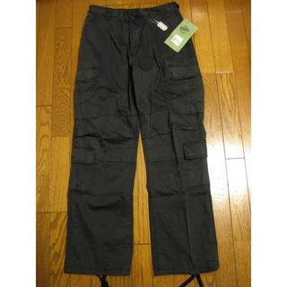 ロスコ(ROTHCO)のロスコ 8ポケットカーゴ ビンテージ加工 ブラック 黒 XS(ワークパンツ/カーゴパンツ)