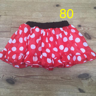 ディズニー(Disney)のミニースカート (スカート)