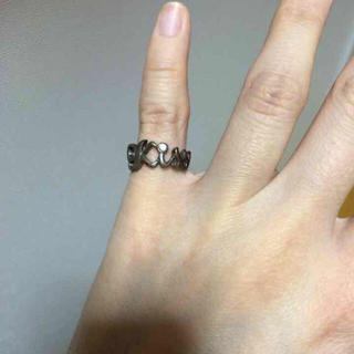 ブレス(BLESS)のBLESSピンキーリング(リング(指輪))