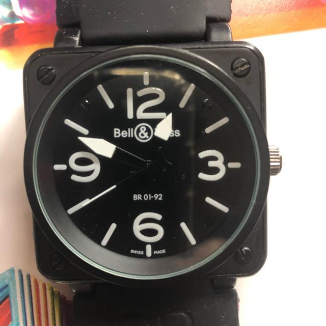 IWC 時計 コピー 人気 / ベルアンドロス 時計の通販 by けい's shop|ラクマ