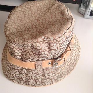 コーチ(COACH)の帽子 コーチ(ハット)
