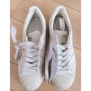 アディダス(adidas)の【adidas Originals】SUPER STAR 80s W(スニーカー)