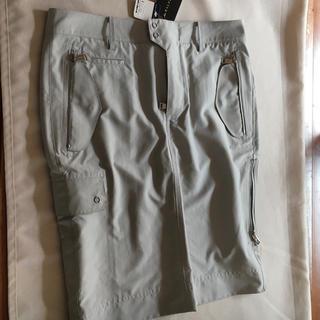 ラルフローレン(Ralph Lauren)のラルフローレン  スリット入りスカート  未使用(ひざ丈スカート)