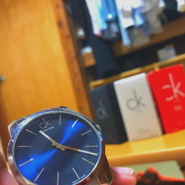 Calvin Klein - カルバン・クライン腕時計の通販 by ゆや's shop|カルバンクラインならラクマ