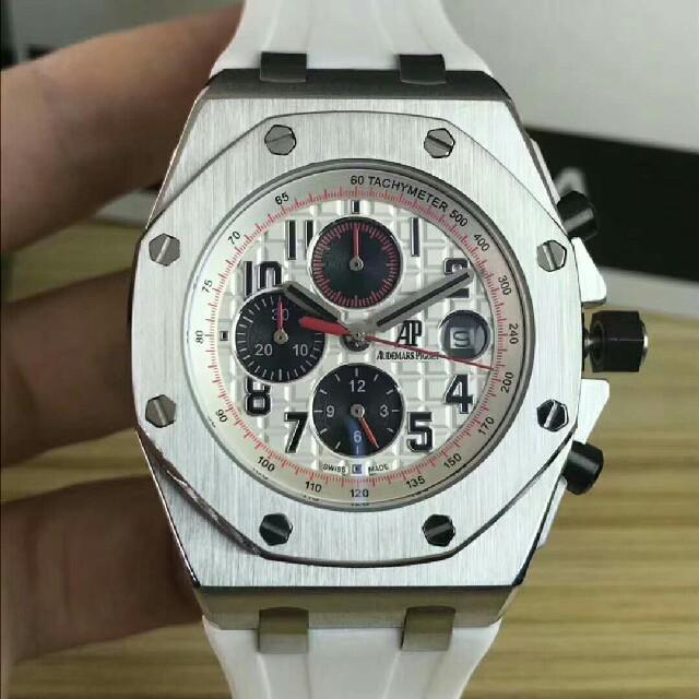 ロレックス プロ ハンター | AUDEMARS PIGUET - Audemars Piguet メンズ 自動巻き 腕時計 の通販 by mua|オーデマピゲならラクマ