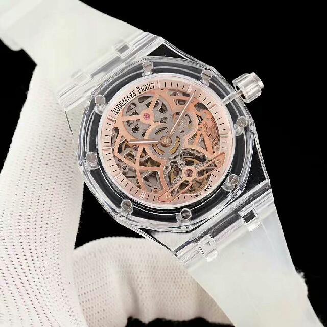 セイコー 腕時計 チタン | AUDEMARS PIGUET - Audemars Piguet メンズ 自動巻き 腕時計の通販 by mua|オーデマピゲならラクマ