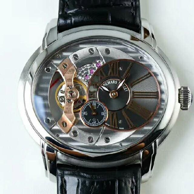 chanel メンズ | AUDEMARS PIGUET - Audemars Piguet メンズ 自動巻き 腕時計の通販 by mua|オーデマピゲならラクマ