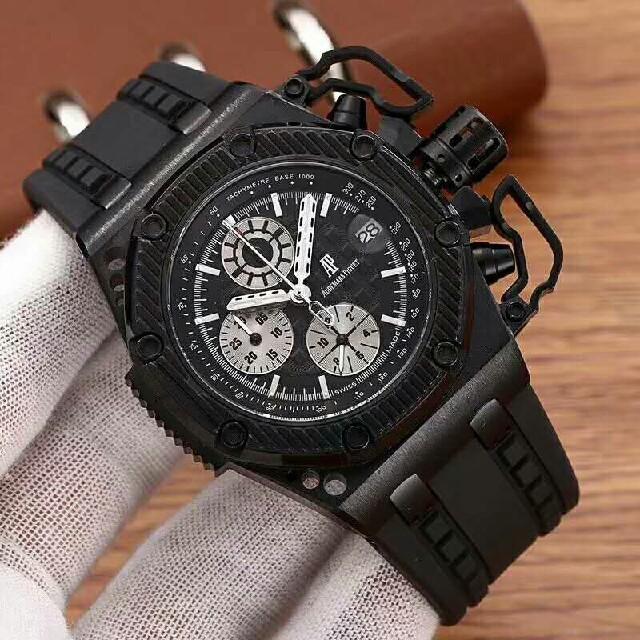 ハリー・ウィンストン偽物最高級 | AUDEMARS PIGUET - Audemars Piguet メンズ 自動巻き 腕時計 の通販 by mua|オーデマピゲならラクマ