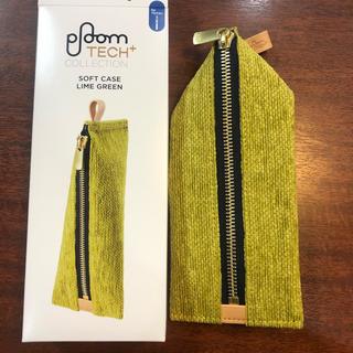 プルームテック(PloomTECH)のPloom TECH + 純正ソフトケース(タバコグッズ)