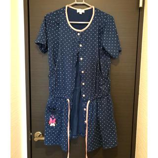 Disney - ミニーちゃんマタニティパジャマ半袖上下セット