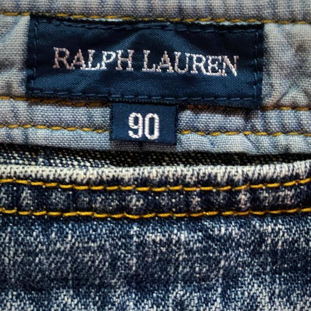 Ralph Lauren(ラルフローレン)の❣️RALPH LAUREN baby ジャンスカ❣️90サイズ❣️ キッズ/ベビー/マタニティのキッズ服 女の子用(90cm~)(ワンピース)の商品写真