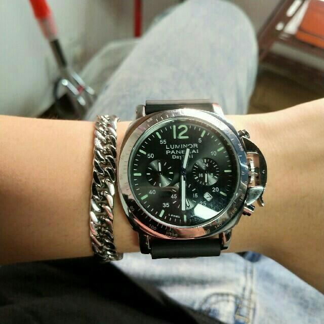 ブライトリング 時計 コピー 新品 | PANERAI - パネライPANERAIメンズ腕時計の通販 by poa587 's shop|パネライならラクマ