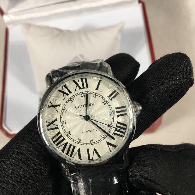 Cartier - メンズ 人気腕時計 ファッションもの カルティエ 自動巻きの通販 by misuzu's shop|カルティエならラクマ