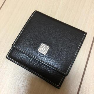 カルティエ(Cartier)のカルティエ  コインケース 小銭入れ レザー(コインケース/小銭入れ)