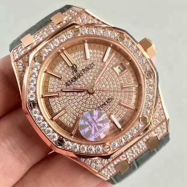 AUDEMARS PIGUET - Audemars Piguet メンズ 自動巻き 腕時計の通販 by mua|オーデマピゲならラクマ