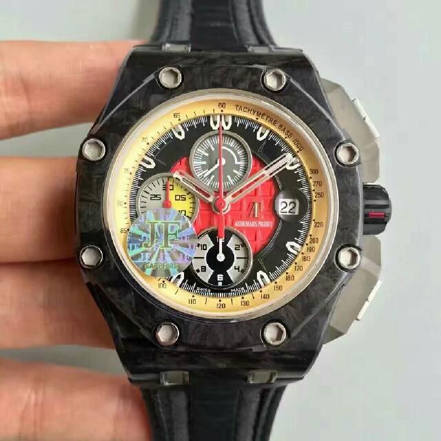 ブランパン偽物 時計 激安優良店 - AUDEMARS PIGUET - Audemars Piguet メンズ 自動巻き 腕時計の通販 by mua|オーデマピゲならラクマ