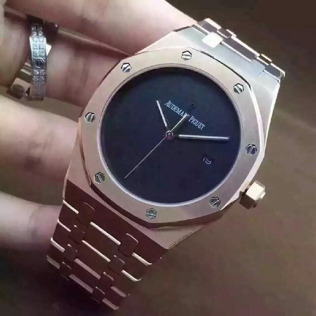 クロノスイス コピー 直営店 | AUDEMARS PIGUET - Audemars Piguet メンズ 自動巻き 腕時計の通販 by mua|オーデマピゲならラクマ
