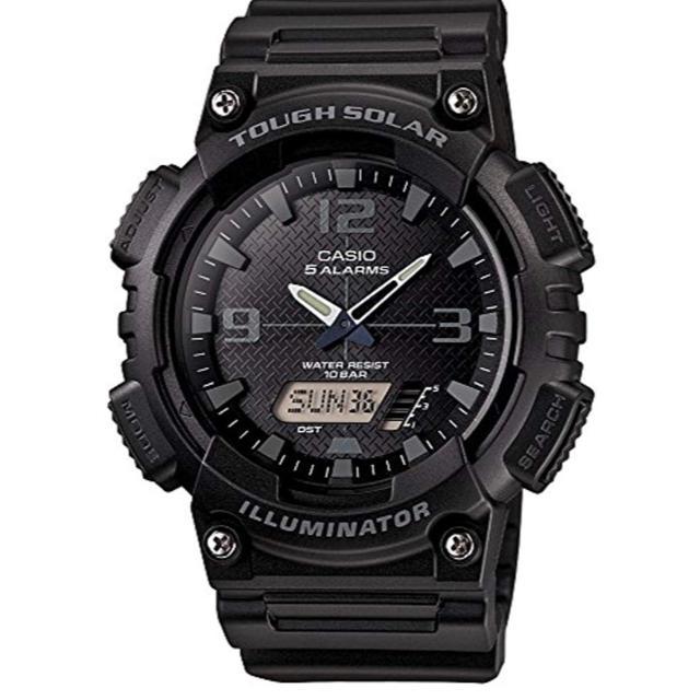 レプリカ 時計 seiko dバックル - CASIO - [カシオ]CASIO 腕時計 スタンダード ソーラー メンズの通販 by ユウ's shop|カシオならラクマ