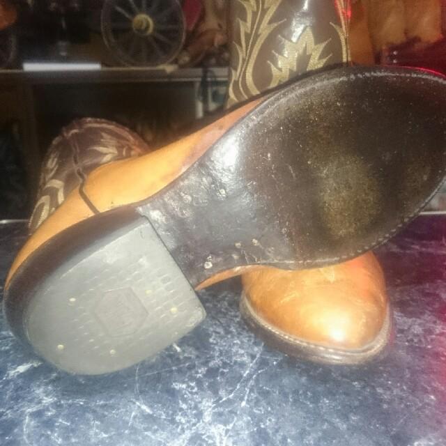 Tony Lama(トニーラマ)のトニーラマ アメリカ製のウエスタンブーツ メンズの靴/シューズ(ブーツ)の商品写真