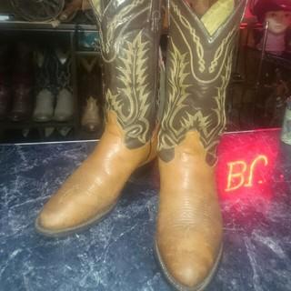 トニーラマ(Tony Lama)のトニーラマ アメリカ製のウエスタンブーツ(ブーツ)