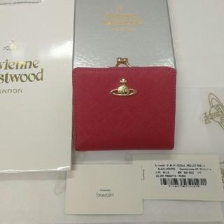 ヴィヴィアンウエストウッド(Vivienne Westwood)の超人気  長財布 ヴィヴィアン ウエストウッド 二つ折り財布人気美品 88706(折り財布)