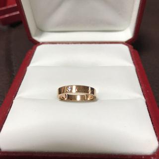 カルティエ(Cartier)のカルティエ ラニエール   美品(リング(指輪))