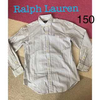 ラルフローレン(Ralph Lauren)のラルフローレン 長袖シャツ 150(ブラウス)