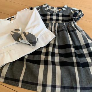 バーバリー(BURBERRY)の売りきりsale様専用⁉️(ドレス/フォーマル)