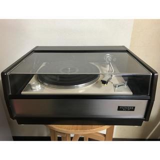パイオニア(Pioneer)のPIONEER パイオニア ターンテーブル レコードプレーヤー PL-7(ターンテーブル)