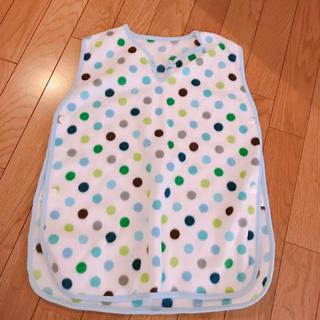 ニシマツヤ(西松屋)のスリーパー キッズ服 子供服(おくるみ/ブランケット)