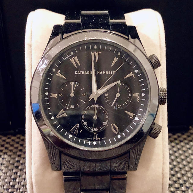 ロレックス サブマリーナ レディース 、 KATHARINE HAMNETT - キャサリン・ハムネットの腕時計の通販 by vermouth69's shop|キャサリンハムネットならラクマ