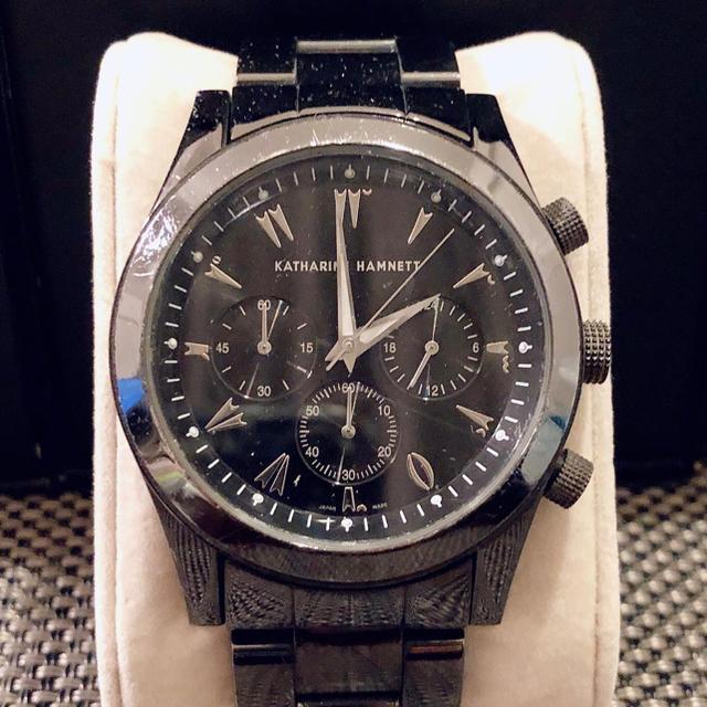 KATHARINE HAMNETT - キャサリン・ハムネットの腕時計の通販 by vermouth69's shop|キャサリンハムネットならラクマ