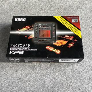 コルグ(KORG)のkaoss pad kp3(DJエフェクター)