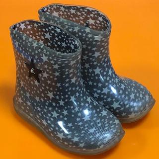 アニエスベー(agnes b.)のお値下げ⤵︎⤵︎⤵︎アニエスベー❁レインブーツ 13cm(長靴/レインシューズ)