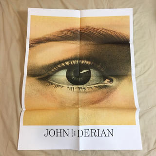 John Derian ジョンデリアン ♡ ポスター  目 eye
