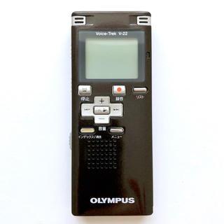 オリンパス(OLYMPUS)のOLYMPUS ICレコーダー Voice-Trek V-22 ボイスレコーダー(その他)