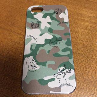 ニコアンド(niko and...)のiPhone5ケース(モバイルケース/カバー)