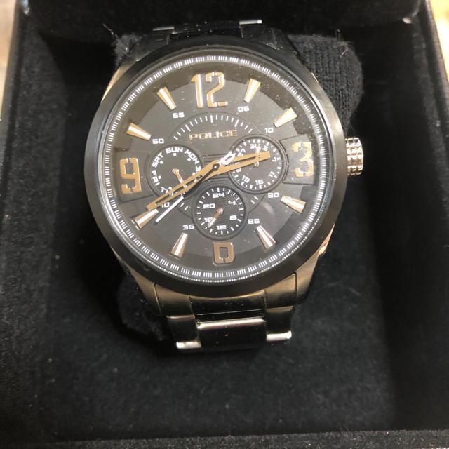 POLICE - POLICE 腕時計の通販 by ゆき0990's shop|ポリスならラクマ