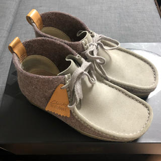 クラークス(Clarks)のCLARKS ORIGINALS WALLABEE BOOT 25cm(ブーツ)