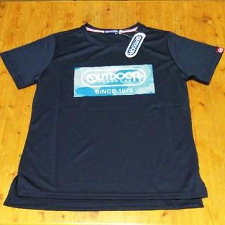 アウトドアプロダクツ(OUTDOOR PRODUCTS)のOUTDOOR 速乾Tシャツ Mサイズ(Tシャツ(半袖/袖なし))
