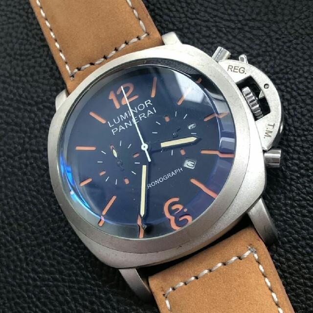 クロノスイス 時計 コピー 韓国 | 特売セール 人気 時計 パネライ デイトジャスト 高品質 新品の通販 by qku575 's shop|ラクマ