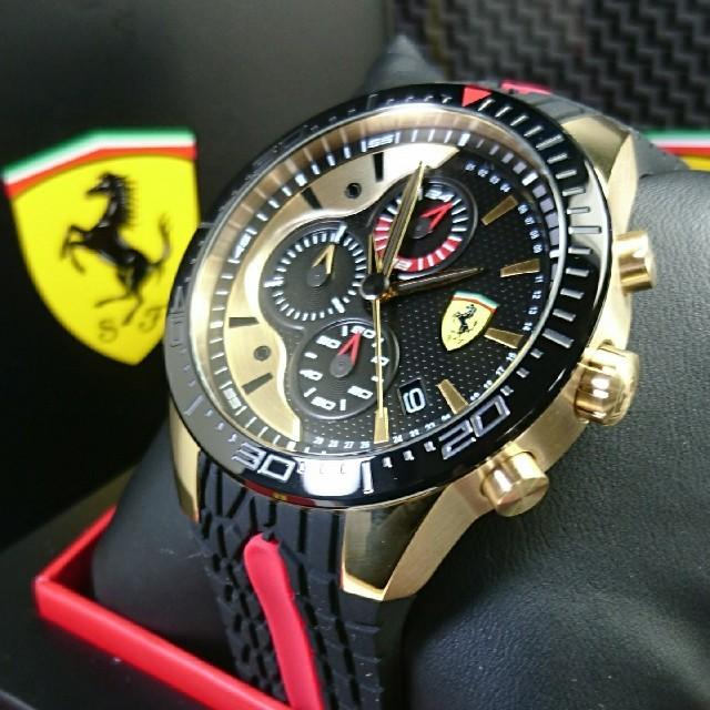 ロレックス コピー 100%新品 | Ferrari - 新品∮最新型Newモデル★国内未販売◎公式フェラーリ『RED REV EVO』の通販 by ミラクール's shop|フェラーリならラクマ