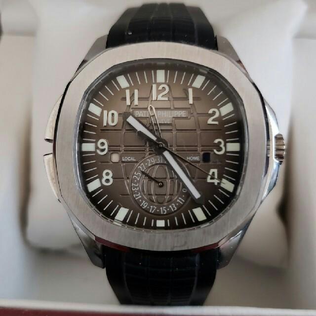 バンコク スーパーコピー 時計 0752 | PATEK PHILIPPEパテックアクアノート5164A-001の通販 by リサ's shop|ラクマ